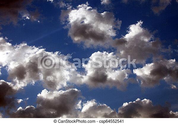 Clouds - csp64552541