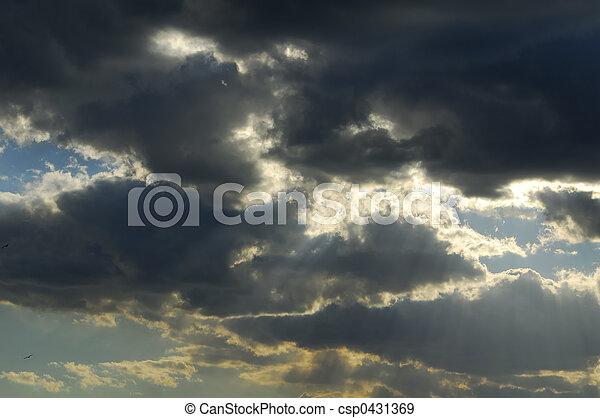 Clouds - csp0431369