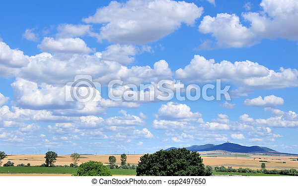 clouds - csp2497650
