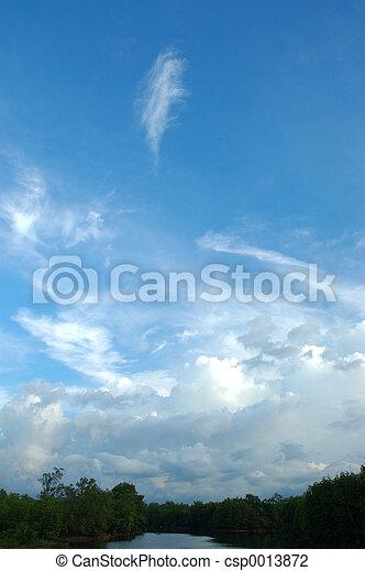 Clouds V - csp0013872