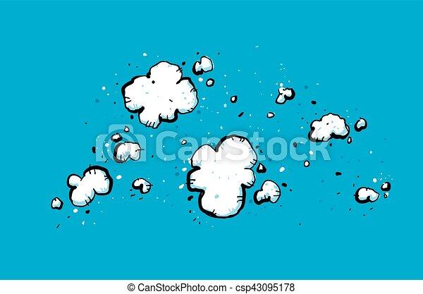 Cloudy Sky - csp43095178