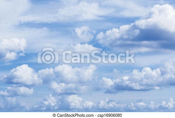 Cloudy Sky - csp16906080