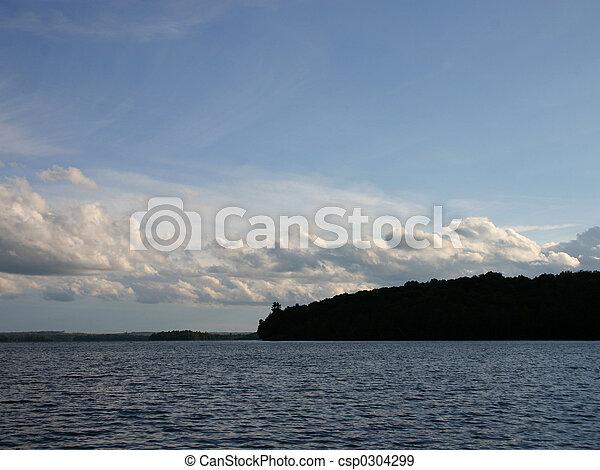 Cloudy Sky - csp0304299