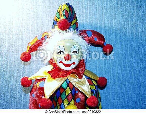 clown - csp0010822