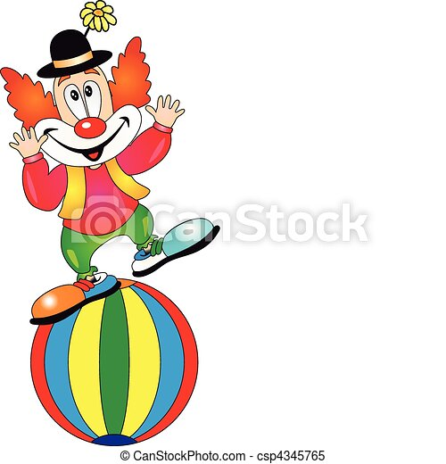 clown vector funny clown to see similar please visit my rh canstockphoto com crown vector image crown vector file