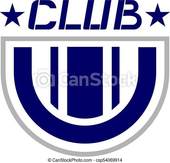 club emblem - csp54069914