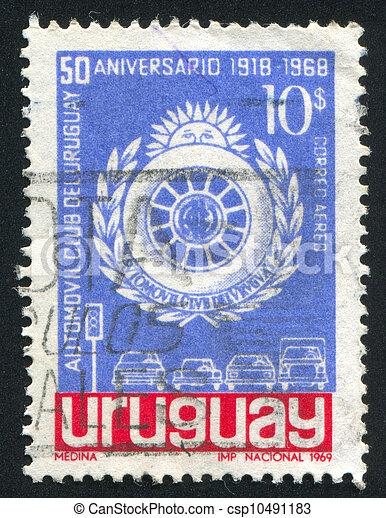 club, emblema automobile - csp10491183