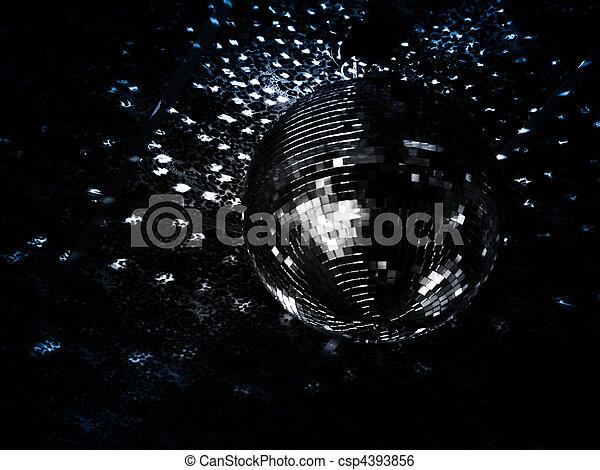clubbing - csp4393856