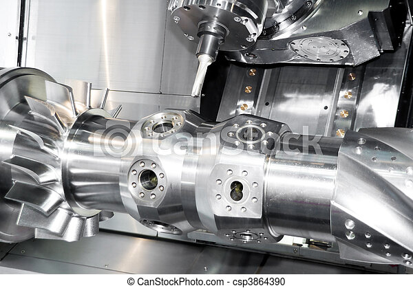 cnc machine tool - csp3864390