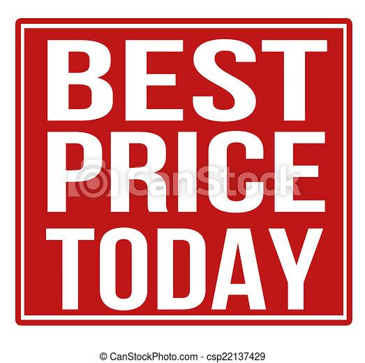 coût, rouges, mieux, aujourd'hui, signe - csp22137429