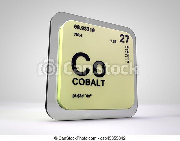 Co render elemento qumico tabla peridica cobalto 3d co render elemento qumico tabla peridica cobalto 3d urtaz Gallery
