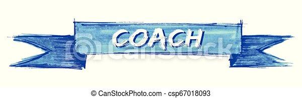 coach ribbon - csp67018093