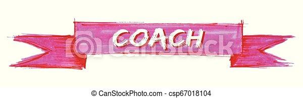 coach ribbon - csp67018104