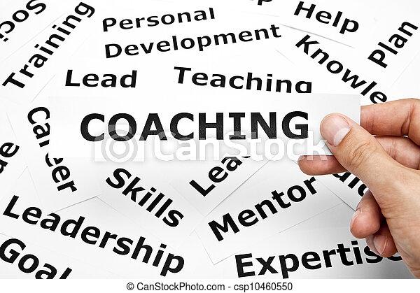 Coaching concept - csp10460550