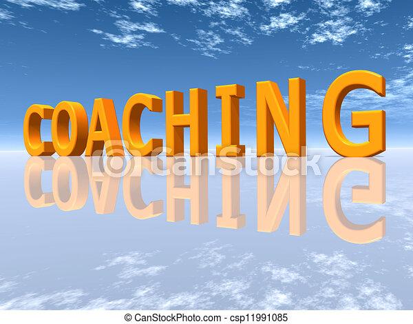 Coaching - csp11991085