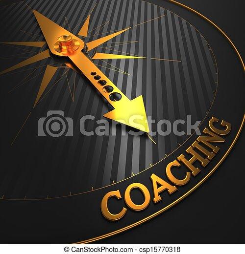 coaching., zakelijk, achtergrond. - csp15770318