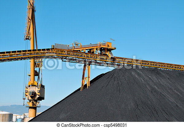 coal industry - csp5498031