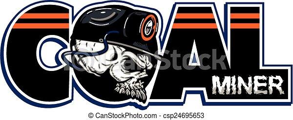 coal miner skull design rh canstockphoto com coal mines clipart coal mines clipart