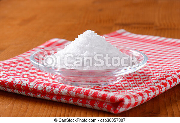 Coarse grained edible salt - csp30057307