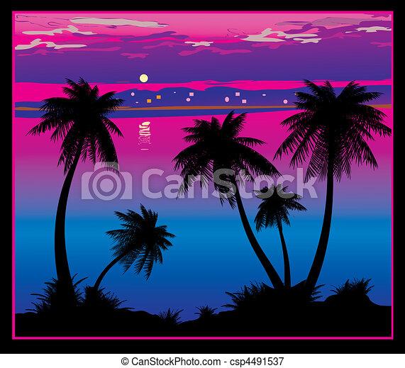 coast., océan - csp4491537