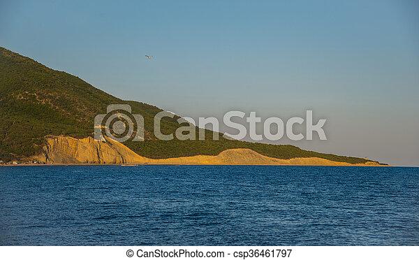 Coast of the Black Sea - csp36461797
