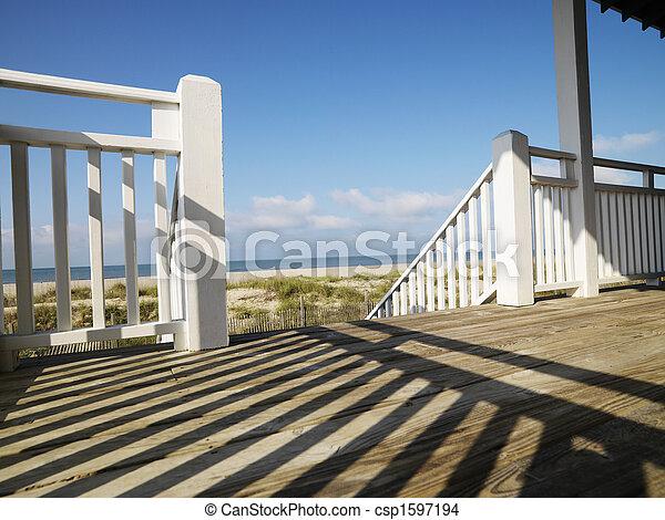 coast., porche - csp1597194