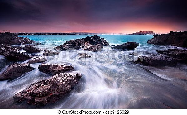 Coastal Beauty - csp9126029