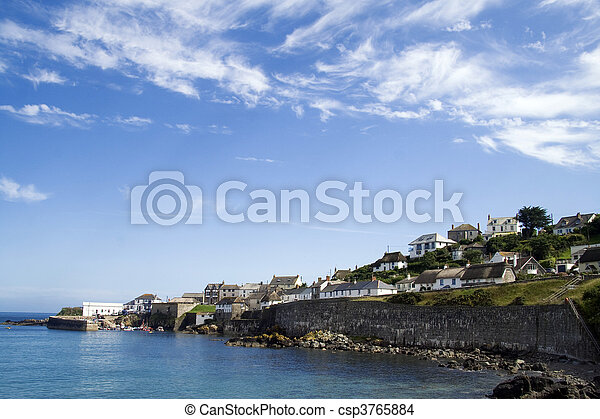 Coastal resort - csp3765884
