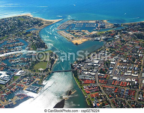 Coastal Town 5 - csp0276224