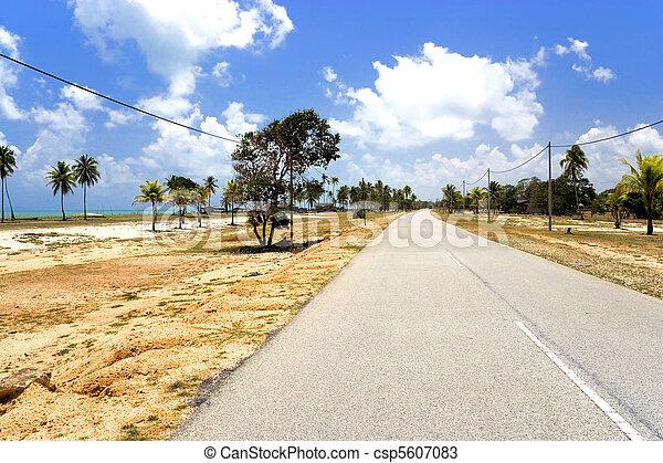 Coastal Village Road - csp5607083