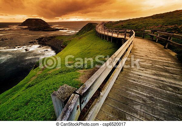 Coastal Walkway - csp6520017