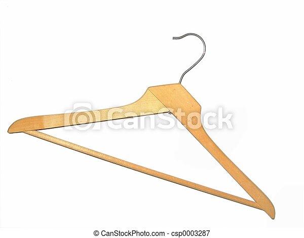 Coat Hanger - csp0003287
