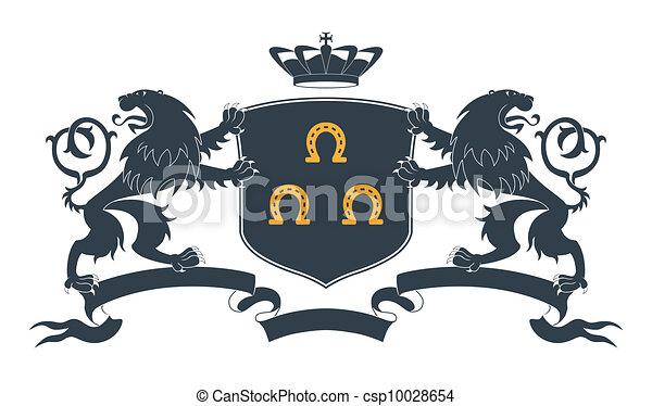 Coat of arms - csp10028654