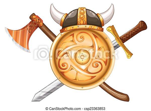 Coat of arms - csp23363853