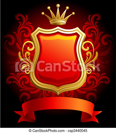 Coat of Arms - csp3440045
