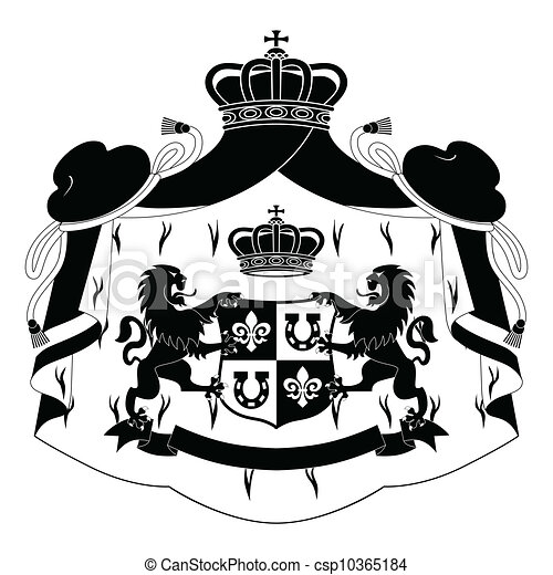 Coat of arms - csp10365184
