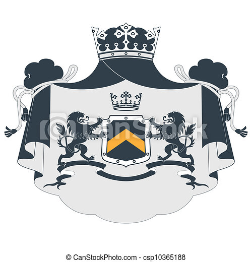 Coat of arms - csp10365188