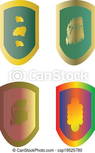 coat of arms - csp19525780