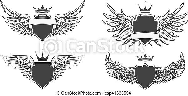 coat of arms - csp41633534