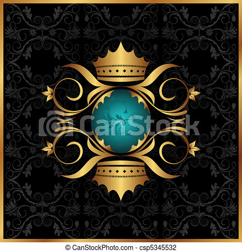 Coat of arms - csp5345532