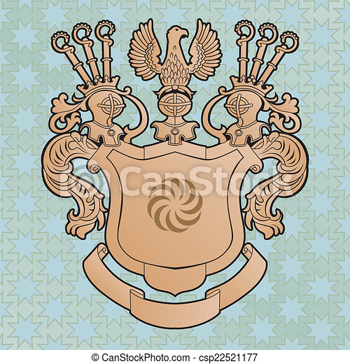 Coat of arms - csp22521177