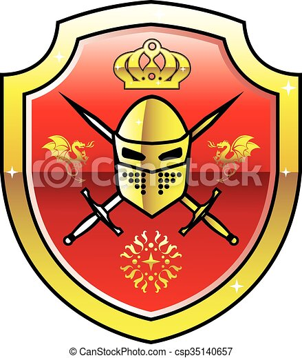 coat of arms royal knight logo on the shield clipart vector search rh canstockphoto com royalty free clipart royalty free clipart