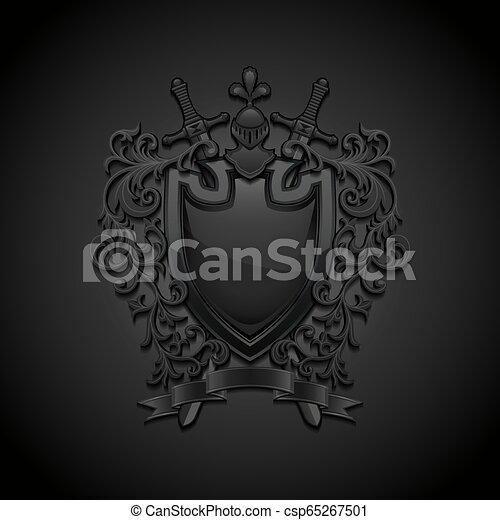 Coat of arms - csp65267501