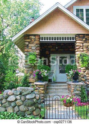 cobblestone, 2, épület - csp0271136