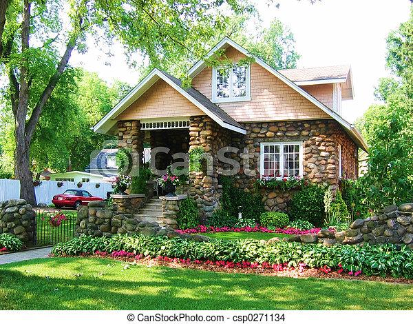 cobblestone, 3, épület - csp0271134