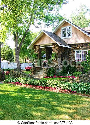 cobblestone, 4, épület - csp0271133