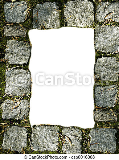 Cobblestone Border - csp0016008