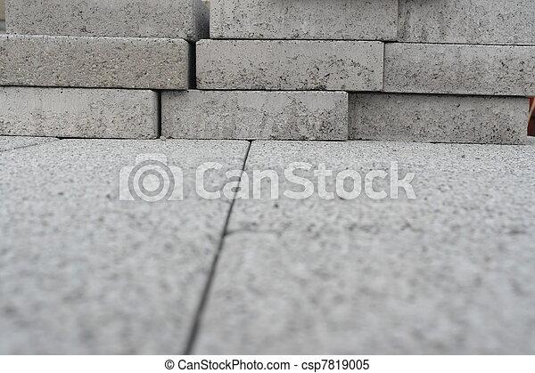 cobblestones - csp7819005
