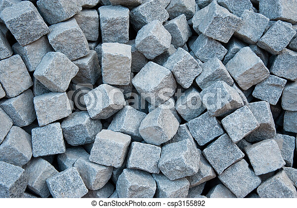 Cobblestones - csp3155892
