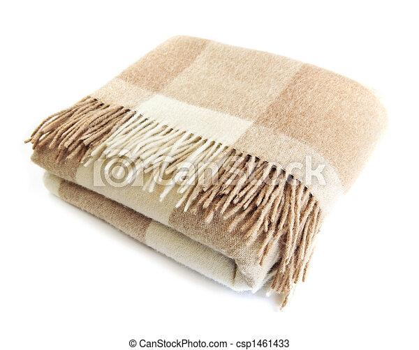 cobertor, lã, alpaca, cozy - csp1461433